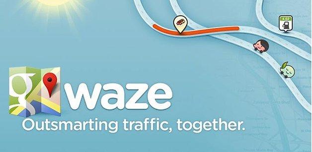 Waze google mapas