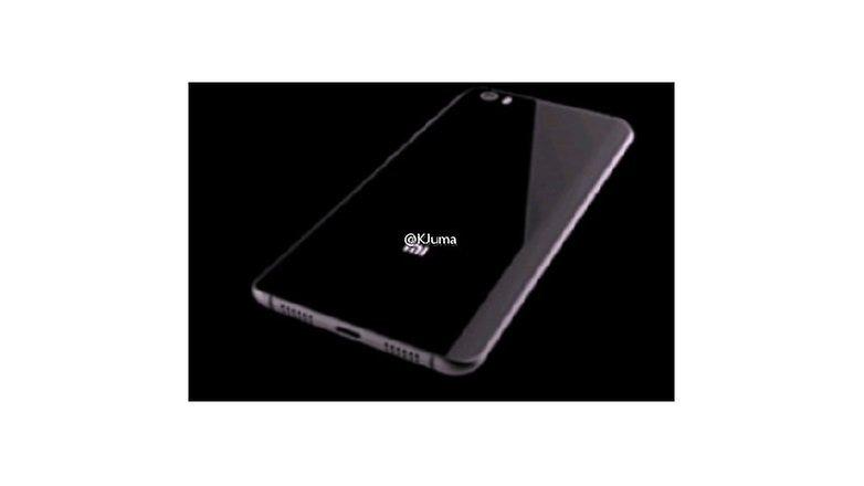 Xiaomi Mi Edge leak 11