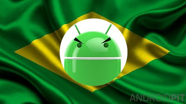 android angry flag