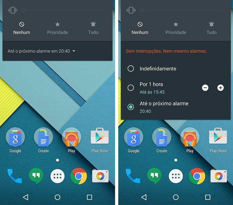 android 5 1 alarme