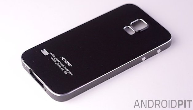 Teste da capa de alumínio para o Galaxy S5: Band-Aid nunca mais!