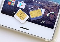 How to insert a SIM card into the Xperia Z3