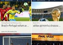 FIFA lança aplicativo para a Copa do Mundo no Brasil