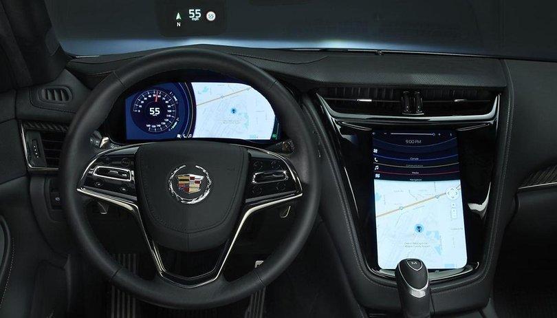 Mitsubishi mostra o futuro do Android para carros - sem o Android Auto!