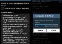 Galaxy S4 Mini Duos recebe o Android 4.4 KitKat