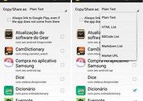 Como criar uma lista dos seus aplicativos Android