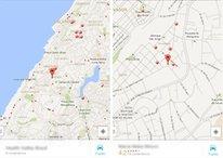 Google Maps põe anúncios nos resultados de buscas