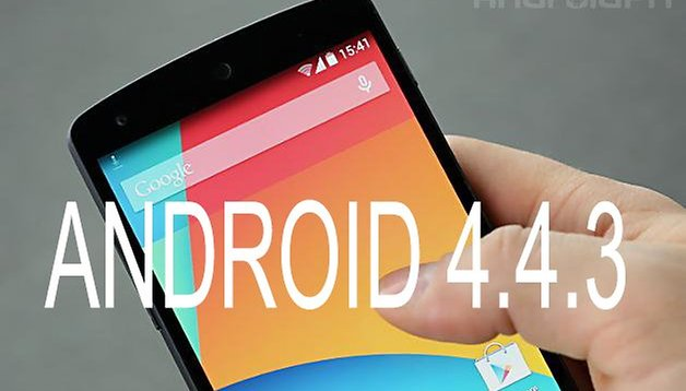 Android 4.4.3 features and fixes for Nexus devices