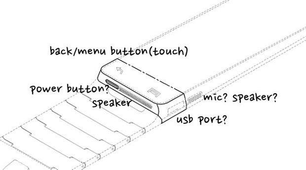 samsung gear concept patent 1