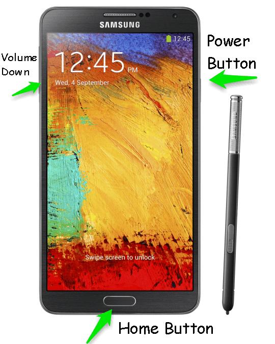 Tutorial : ROOT Zugriff beim Samsung Galaxy Note 3 (SM-N9005