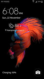 Inspired By 6S Motion Wallpaper Betta Fish 3D Is Designed To Refine The Current With Outstanding And Aesthetic Graphics Finished