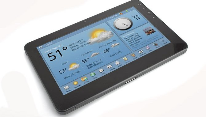 Viewsonic GTablet – a real world review