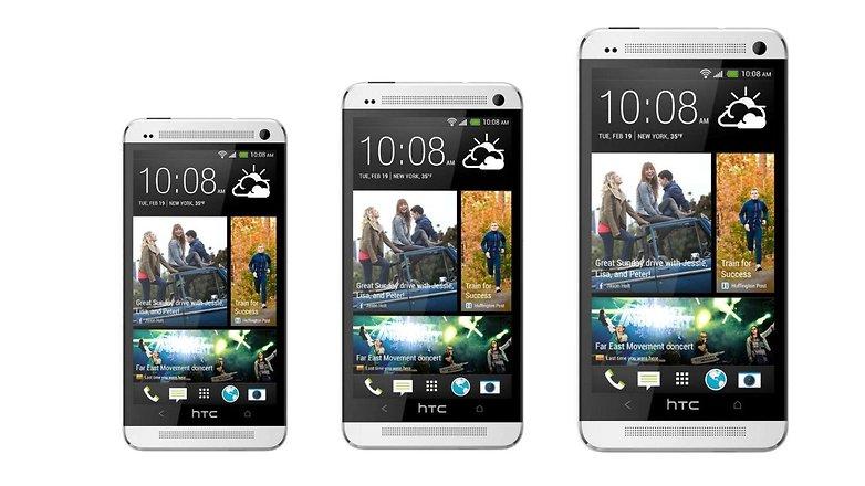 HTC One Mini HTC One Max mobilegeeks de