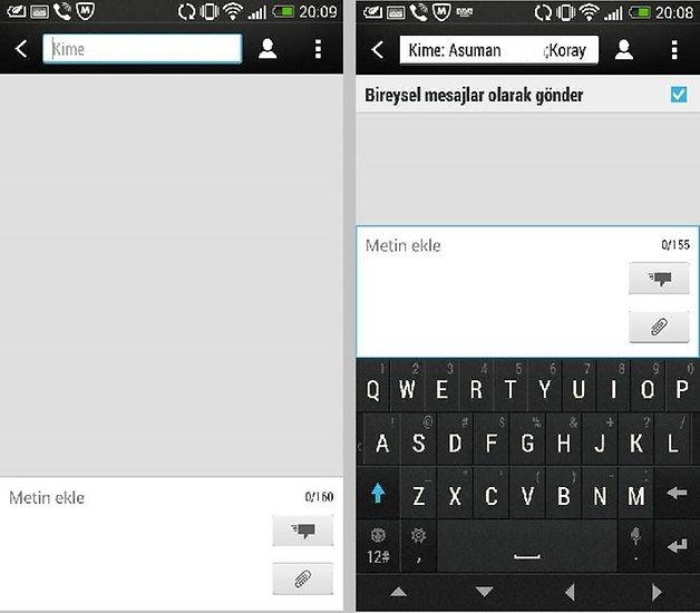 HTC Sense SMS 2