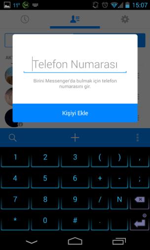 New Facebook Messenger 4