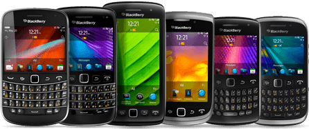 bb7 smartphone lineup