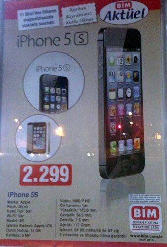 bim haber iPhone5s