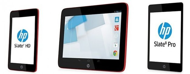 hp new tablets