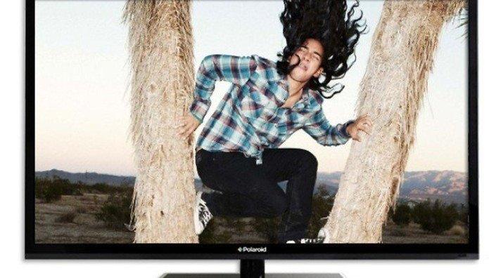 Polaroid anuncia sua TV 4K por US$1 mil