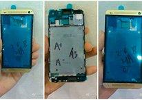 Vazam imagens do HTC One dourado