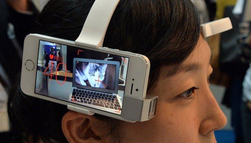 Neurocam: gadget funciona com a força do pensamento