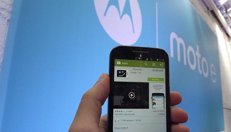 5 Fatos revelados pelo presidente da Motorola no lançamento do Moto E