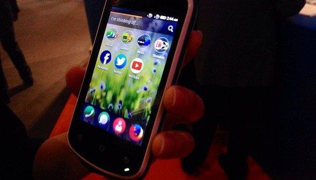 Smartphone de $25? A Firefox mostra que é possível