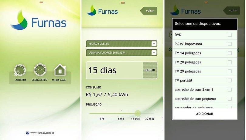App Casa Virtual: simule o consumo de energia e calcule sua conta