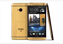HTC lança smartphone feito de ouro 18 quilates
