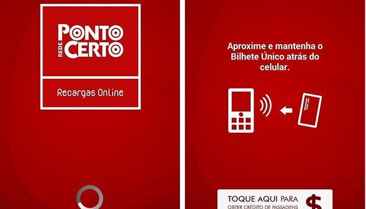 Bilhete Único já pode ser recarregado via NFC em São Paulo