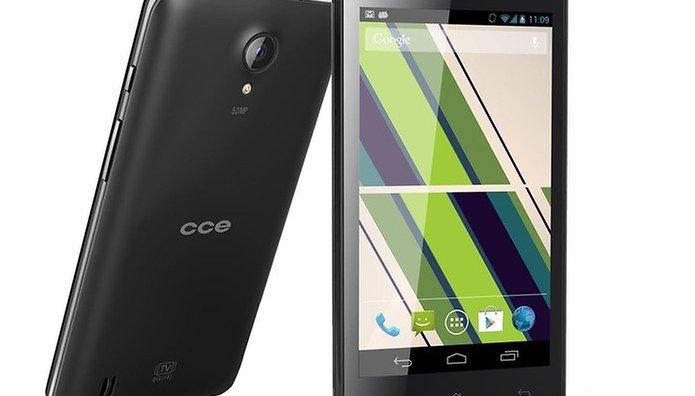 De olho na Copa: CCE lança smartphone e tablet com TV digital