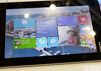 Toshiba anuncia Tablet de 7'' com Windows 8.1