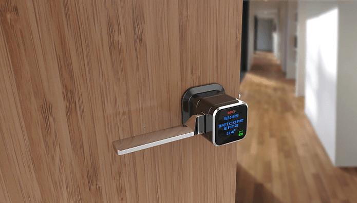 Genie Smart Lock: fechaduras inteligentes abrem e fecham portas pelo smartphone