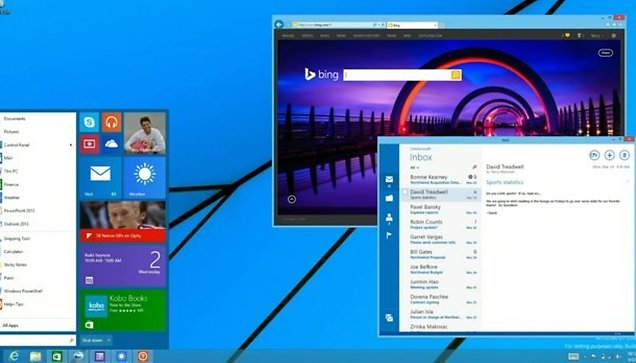Windows 9: rumor indica volta do menu Iniciar