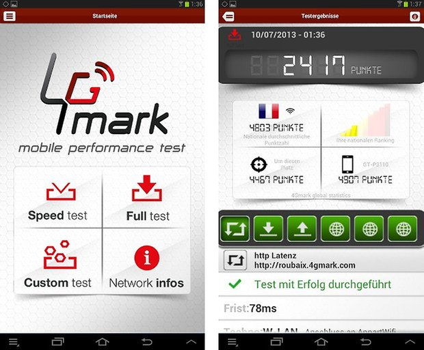4gmark speedtest screenshot de 02