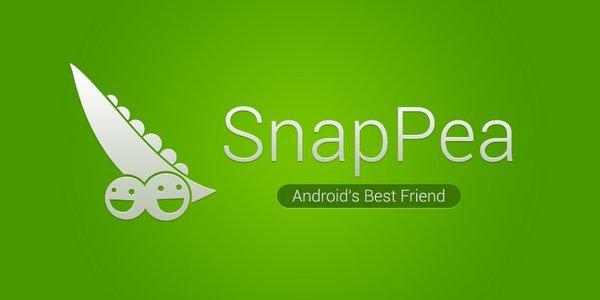 SnapPea App teaser