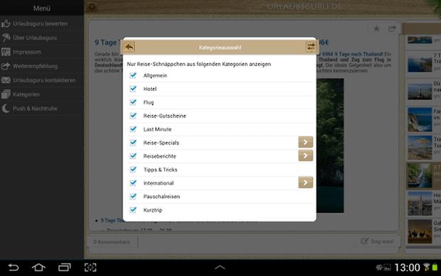 Urlaubsguru screenshot 01 kommentare