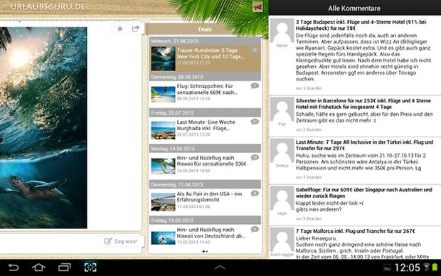 Urlaubsguru screenshot 05