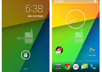 Android 4.4 KitKat: Flaches Design & Transparenz [Update]
