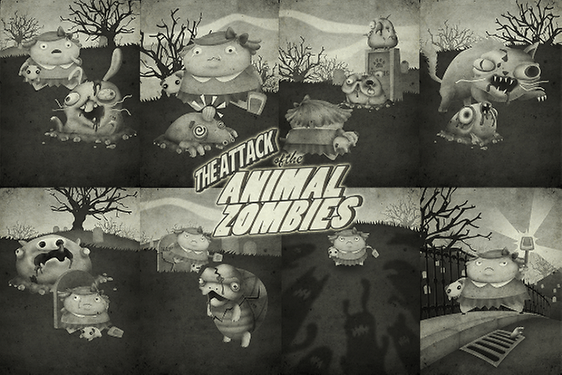 animal zombies screenshot