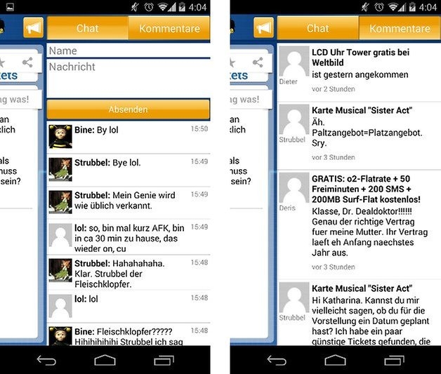 app dealdoktor screenshot 02
