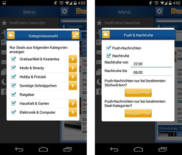 app dealdoktor screenshot 04