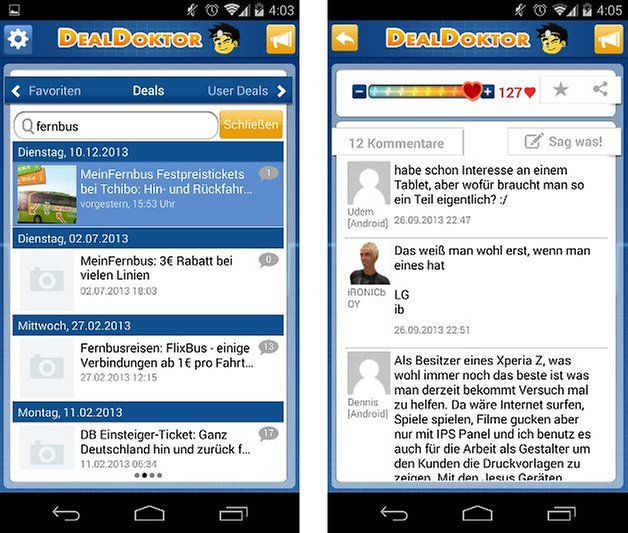 app dealdoktor screenshot 06