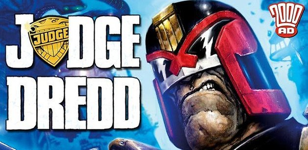 app deals judge dredd screenshot