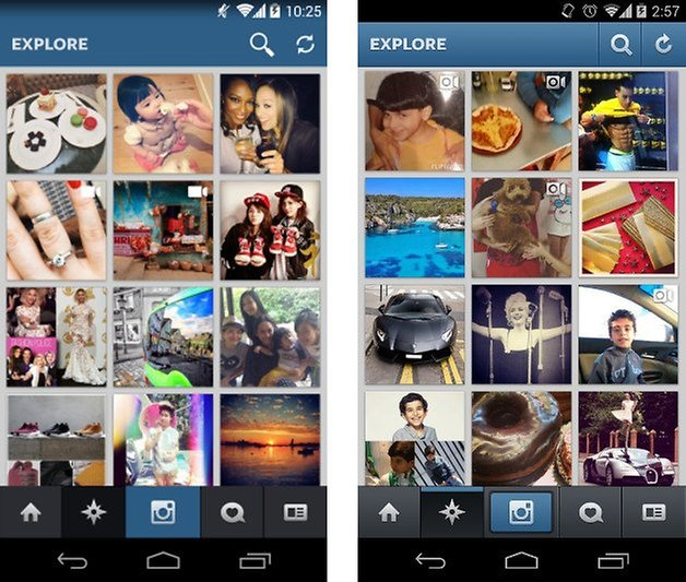 app instagram flat screenshot 03
