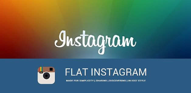 app instagram flat teaser