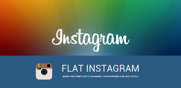 instagram flachgelegt die app zum teilen von fotos im. Black Bedroom Furniture Sets. Home Design Ideas