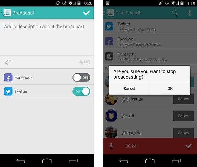 app instaradio screenshot 04