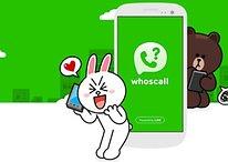 LINE whoscall: Unbekannte Rufnummern identifizieren und sperren