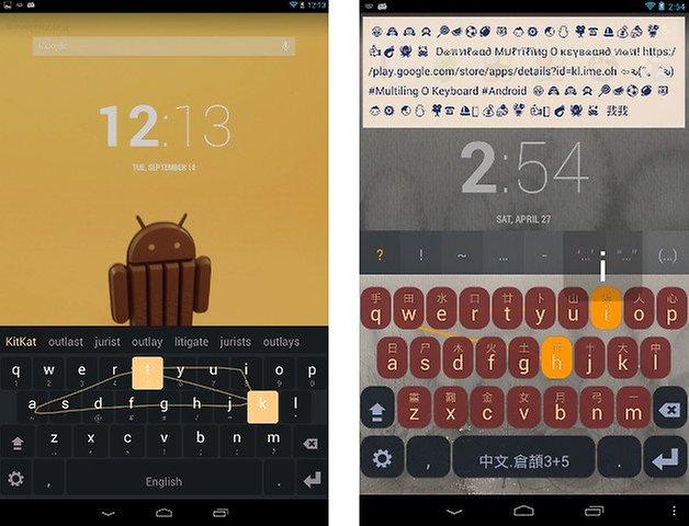 app multiling keyboard tastatur screenshot 02